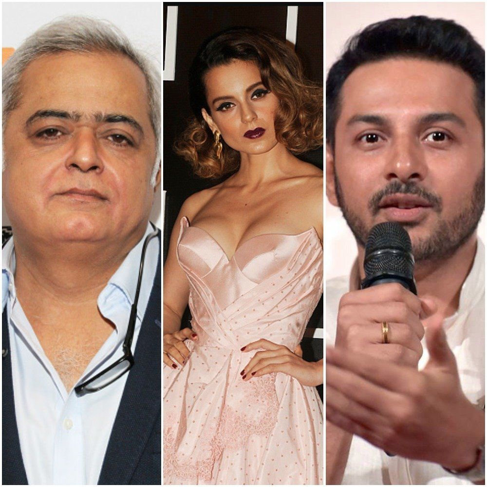 EXCLUSIVE: Text Messages Show How Kangana Ranaut, Hansal Mehta And Apurva Asrani Fell Out Over 'Simran'