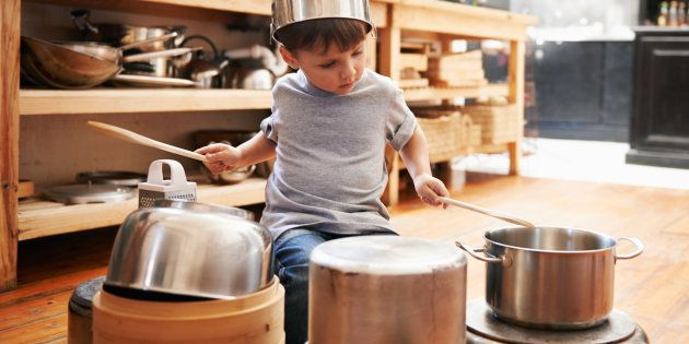 Why You Should Consciously Introduce Music In Your Child's