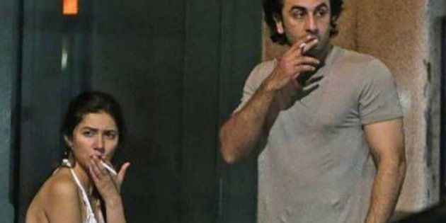 Ranbir Kapoor Issues Statement After Candid Pics With Mahira Khan Spark Relationship