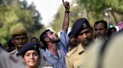 Clashes Outside Delhi's Ramjas College After ABVP Made It Cancel Invite To Umar
