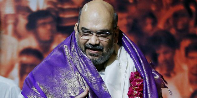 Amit Shah Makes A 'KASAB' Out Of His Political Opponents In
