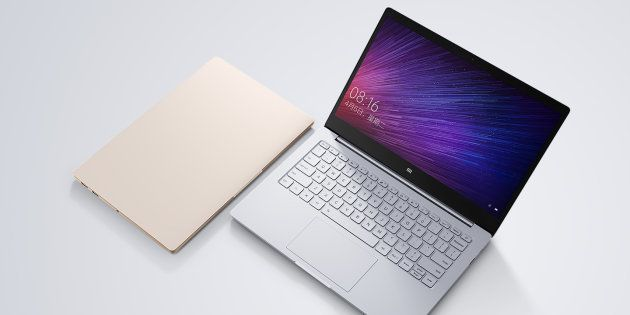 Xiaomi Enters Laptop Market With Mi Notebook