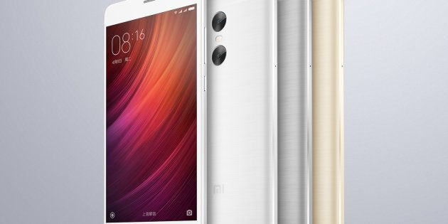 Xiaomi Launches Redmi Note Pro With Dual Camera