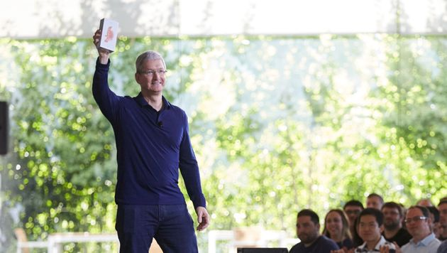 Apple Has Sold A Billion iPhones