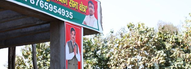 In This Samajwadi Party Stronghold, Bundelkhand's Deadliest Dacoit Still Rules Hearts And