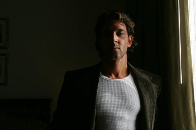 File photo of Bollywood actor Hrithik