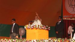 Manipur Has Been Ruined In The Last 15 Years By Congress, Says PM Modi At Imphal