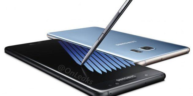 Samsung Galaxy Note7 To Be Launched In India On 11