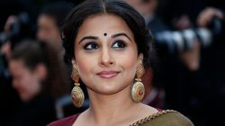 Vidya Balan Says She Was Not Sexually Harassed At Work Because She 'Didn't Come Across As