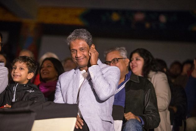 Adil Hussain at the 6th Dharamsala International Film