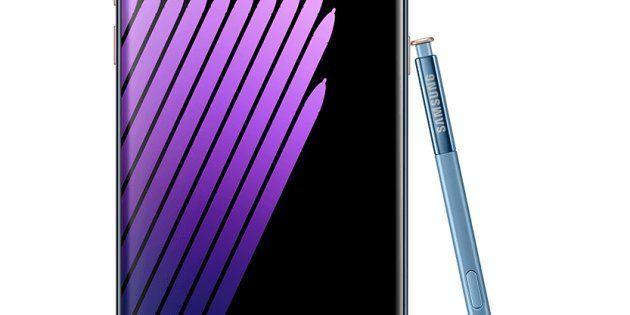 Galaxy Note7 v Galaxy S7 Edge v Galaxy Note 5: A