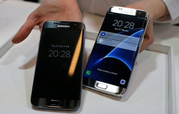 Galaxy S7 and S7