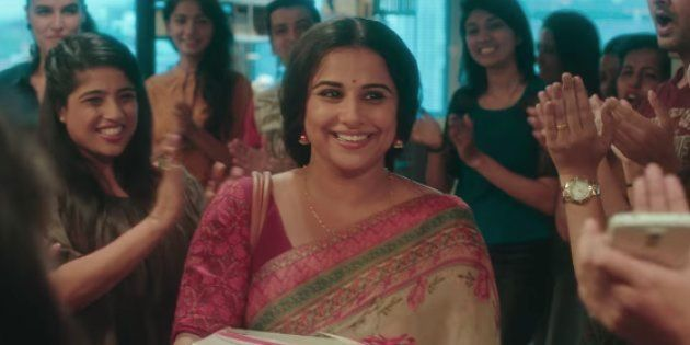 'Tumhari Sulu' Review: This Vidya Balan Film Falls Way Short Of