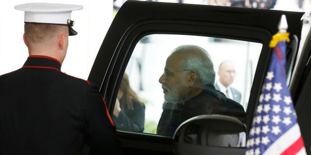 How A Trump-Modi Bromance Could Be The Defining Partnership Of The 21st