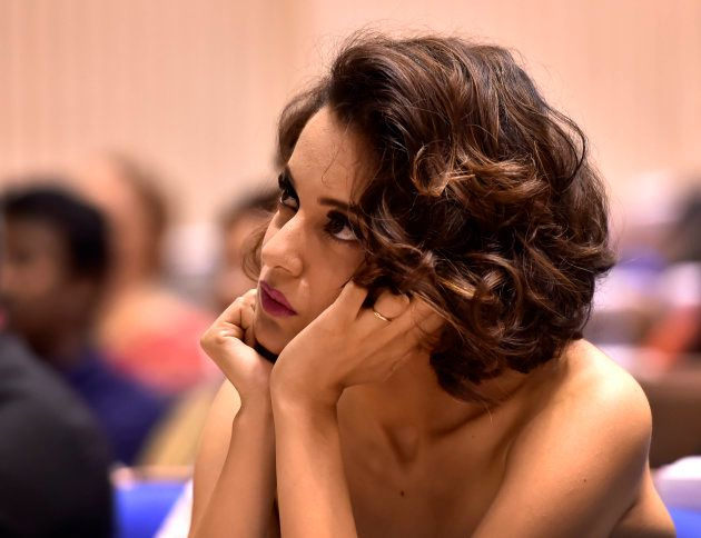 Kangana Ranaut May Be Flawed, But She's Still A Feminist Role Model For