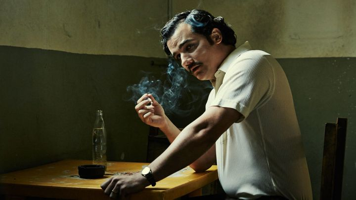 Wagner Moura as Pablo Escobar in Netflix's 'Narcos'