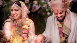 Anushka Sharma Gets Married To Cricketer Virat Kohli In Italy And The Pictures Are
