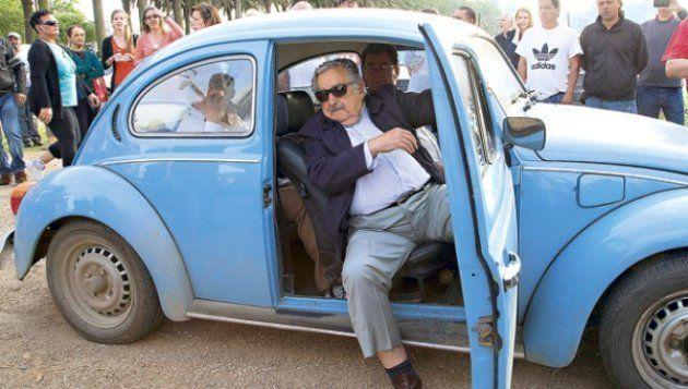 The President's 'limousine.'