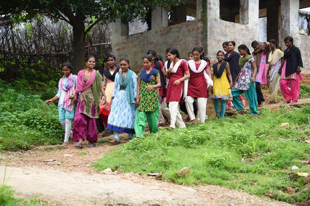 Photoblog: 8 Forward-Moving Women In 'Backward'