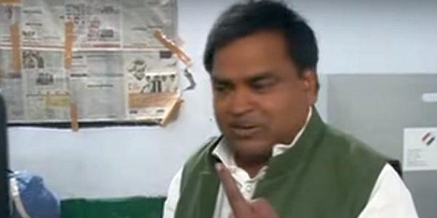 Airports In India On Alert To Prevent UP Minister, Accused Of Rape, From Fleeing The
