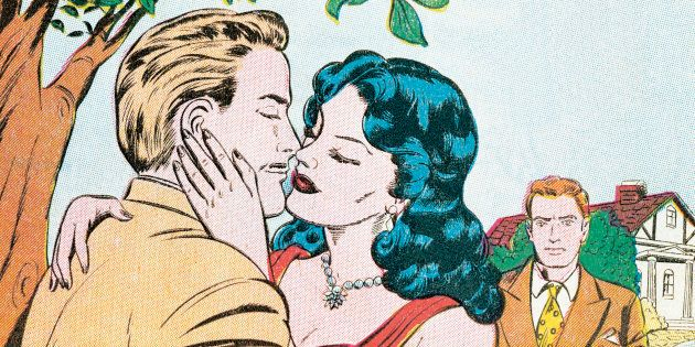 Why romance dependent surprise