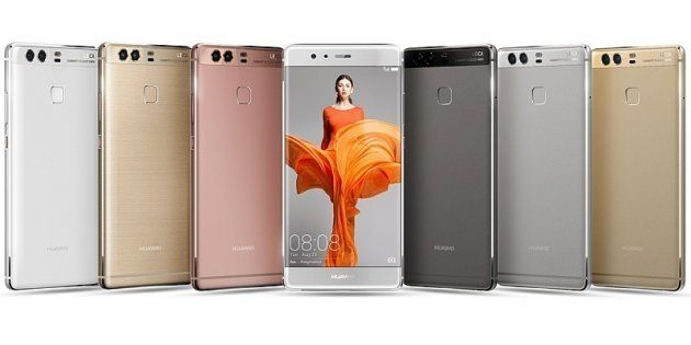 Huawei Launches Its Flagship P9 With Dual Camera In India At