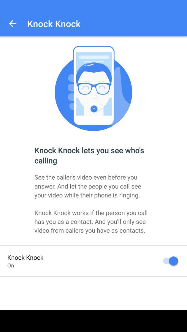 It Will Take You Zero Seconds To Learn To Use Google's New Calling App,
