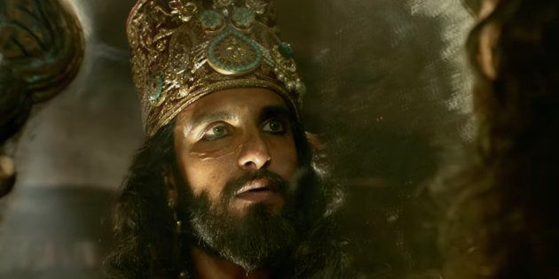'Padmaavat' Review: Ranveer Singh's Queer Act Shatters The Glass Ceiling In Indian Film