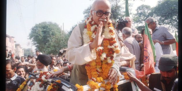 Why Was The Criminal Conspiracy Charge Against LK Advani Dropped In The Babri Masjid Case, Asks Supreme