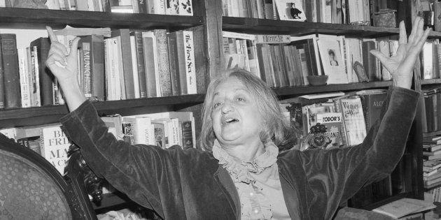 Betty Friedan, women's liberation movement pioneer and author of 'The Feminine