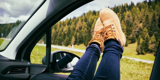 No Plans, No Maps. Just One Girl's Incredible Road Trip Across