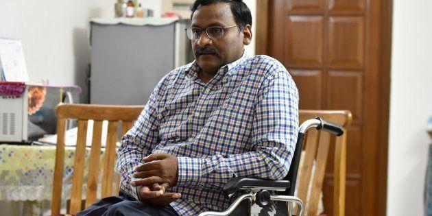 DU Professor G.N. Saibaba Booked Under UAPA, Sentenced To Life