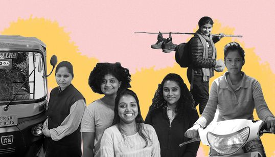 Eight Indian Women Reveal How They Have Managed To Stay Afloat In Professions Dominated By