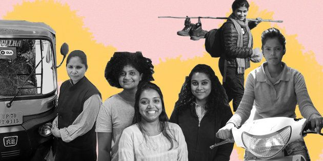 Eight Indian Women Reveal How Difficult It Is To Survive In Professions Dominated By