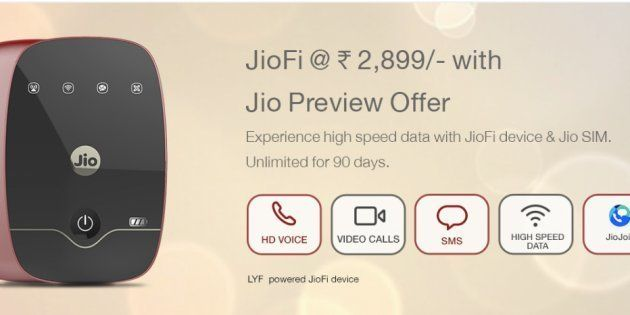 Anyone Can Get Reliance JioFi With Preview Offer