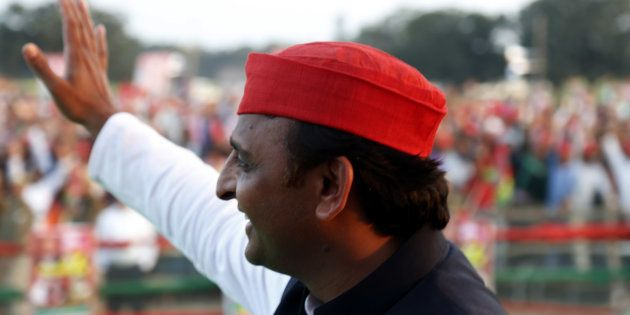 UP's Voters Will Decide Not Just My Future, Their Own Too: Akhilesh