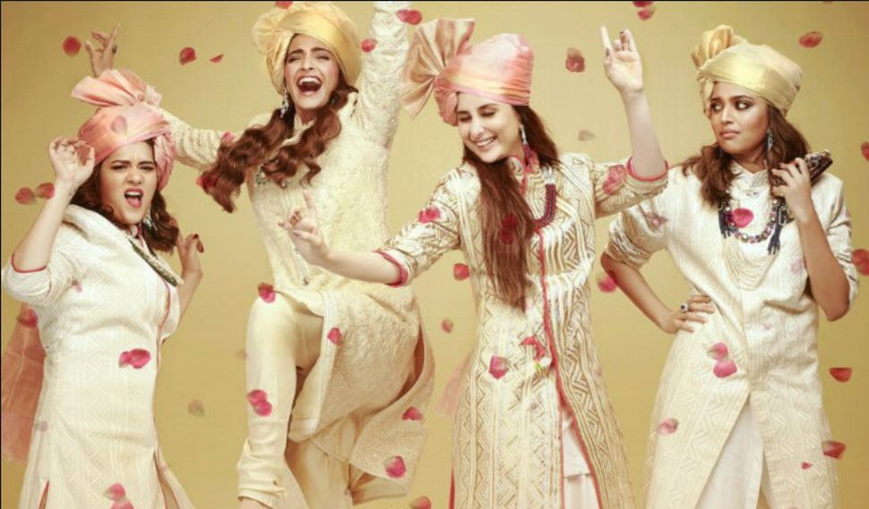 Veere Di Wedding is expected to release in June 2018.