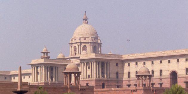 New Delhi, Parliament -