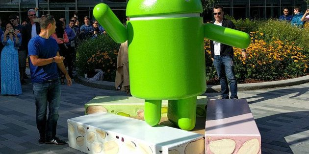 Google Releases Android 7.0 Nougat For Nexus