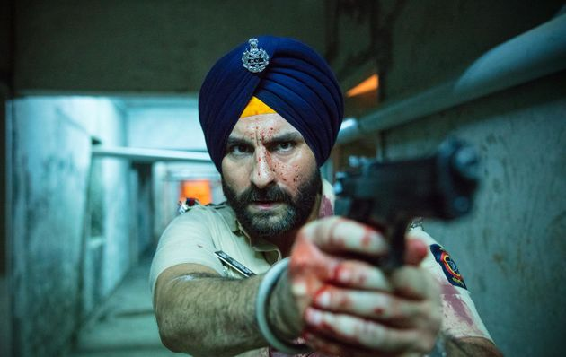 Here Are The First Pictures From Anurag Kashyap's Netflix Show, 'Sacred