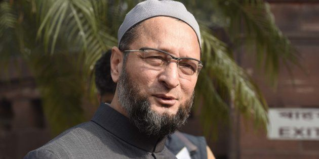 Asaduddin Owaisi Demands NIA Appeal Against Acquittal Of Swami