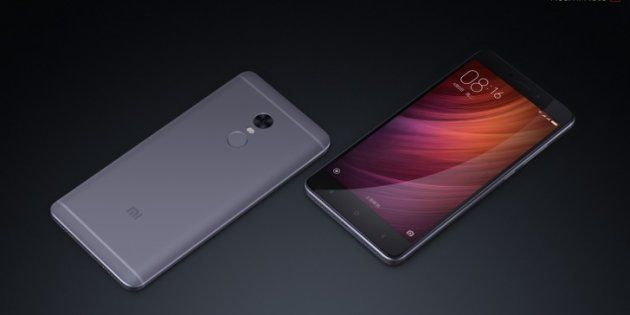 Xiaomi Launches Redmi Note 4 With 4100 Battery And A Deca-Core