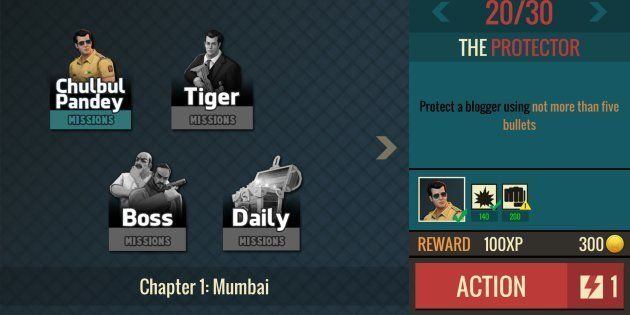 REVIEW: Salman Khan's Smartphone Game 'Being SalMan' Is, Well, Just Like His