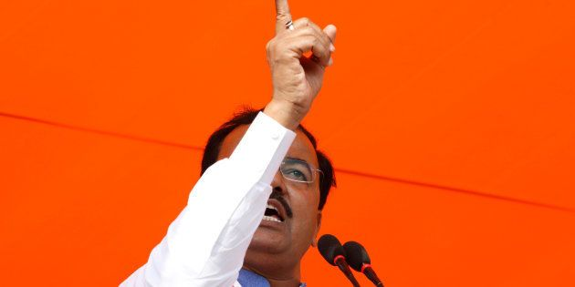 Keshav Prasad Maurya, the Uttar Pradesh state's president for the ruling Bharatiya Janata Party (BJP),...