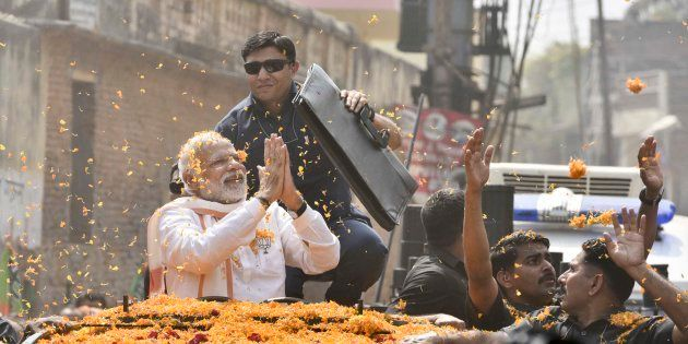 Three Charts That Show How The BJP Made Electoral History In