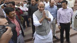 Rajnath Singh Thanks People Of Uttarakhand, Uttar Pradesh For 'Mega