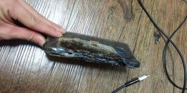 Samsung To Recall All Note7 Worldwide Due To Exploding