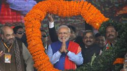 2014 Redux: India Reaffirms Faith In Narendra