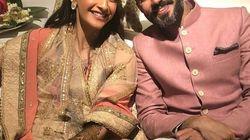 PHOTOS: Inside Sonam Kapoor's Dazzling Mehendi