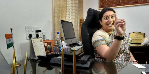 Cong's Poor Show In UP Not Just Rahul's Failure But Also Priyanka's, Says Smriti